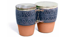 Wright Hand Drums Bongos