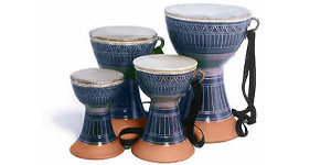 Wright Hand Drums Doumbeks